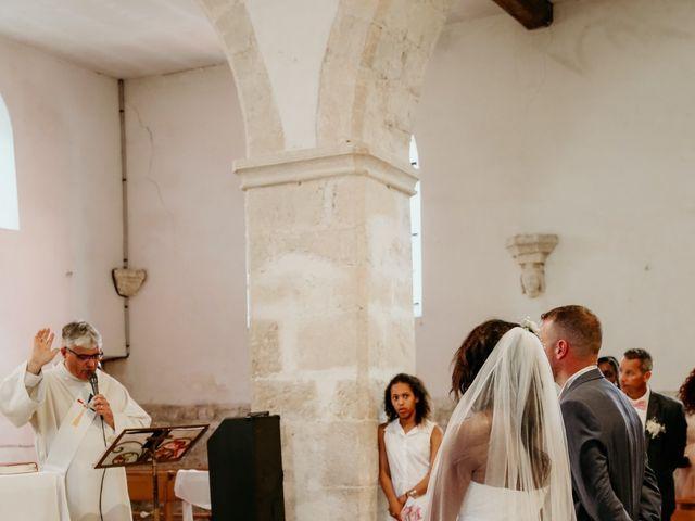 Le mariage de Tedys et Gladys à Le Vaudoué, Seine-et-Marne 20