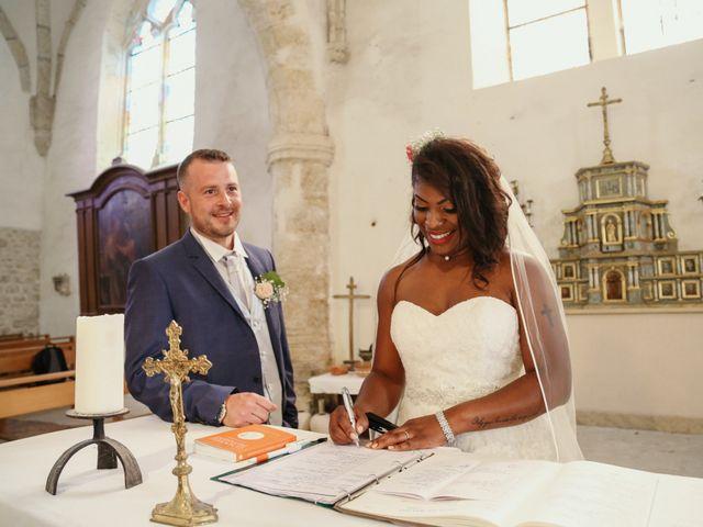Le mariage de Tedys et Gladys à Le Vaudoué, Seine-et-Marne 21
