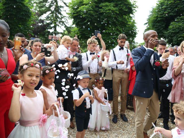 Le mariage de Tedys et Gladys à Le Vaudoué, Seine-et-Marne 22