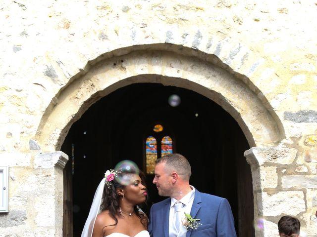 Le mariage de Tedys et Gladys à Le Vaudoué, Seine-et-Marne 23