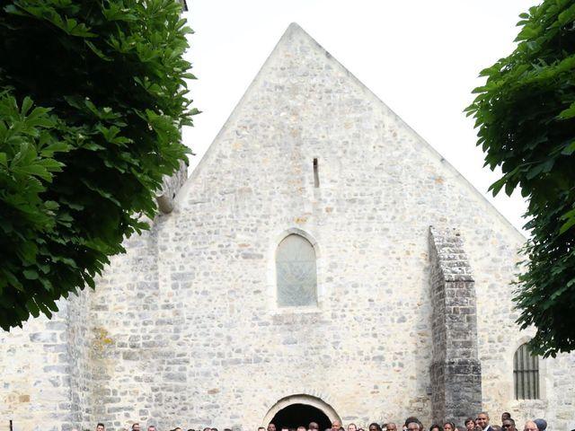 Le mariage de Tedys et Gladys à Le Vaudoué, Seine-et-Marne 24