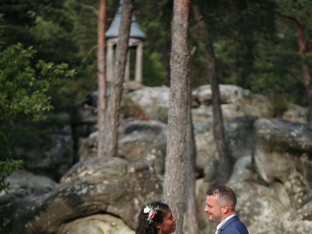Le mariage de Tedys et Gladys à Le Vaudoué, Seine-et-Marne 43