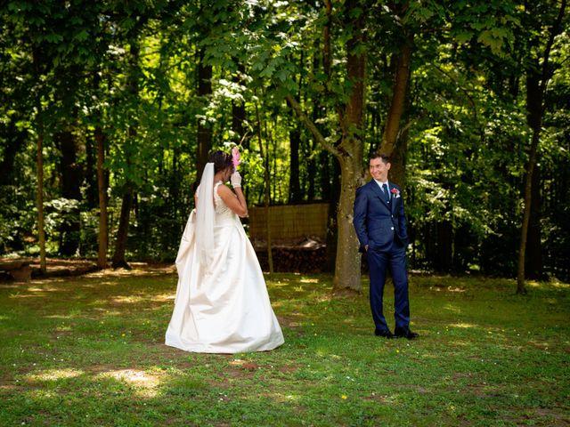 Le mariage de Guillaume et Sandy à Coye-la-Forêt, Oise 17
