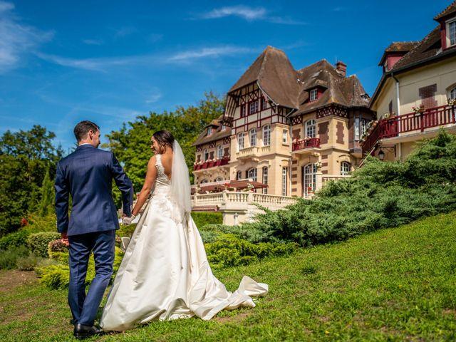Le mariage de Guillaume et Sandy à Coye-la-Forêt, Oise 35