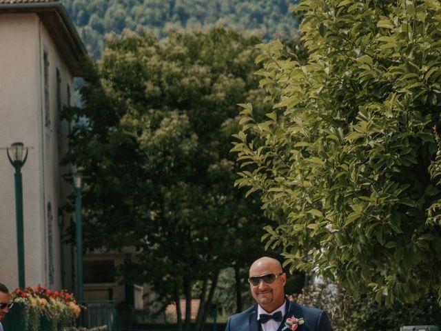 Le mariage de Pierre et Céline à Doussard, Haute-Savoie 11