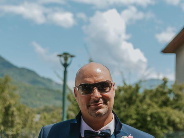 Le mariage de Pierre et Céline à Doussard, Haute-Savoie 12