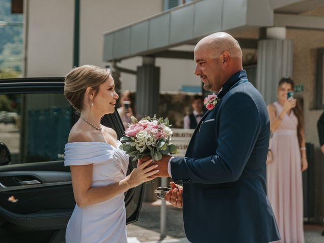 Le mariage de Pierre et Céline à Doussard, Haute-Savoie 15