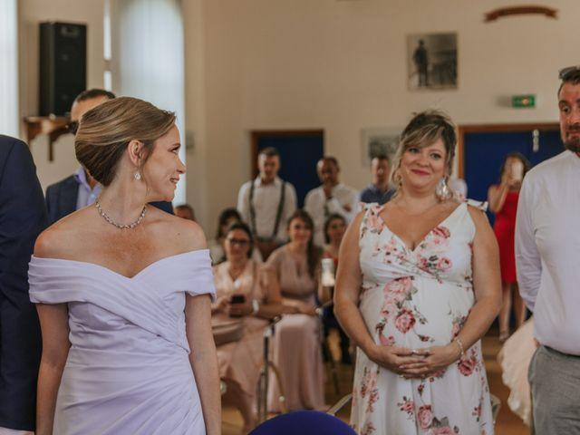 Le mariage de Pierre et Céline à Doussard, Haute-Savoie 19