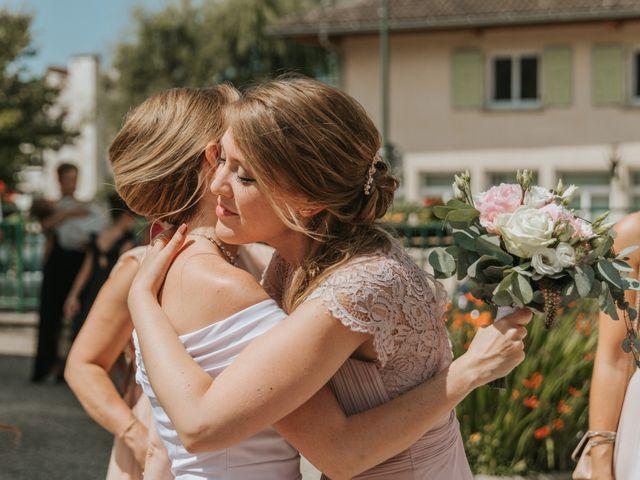 Le mariage de Pierre et Céline à Doussard, Haute-Savoie 23