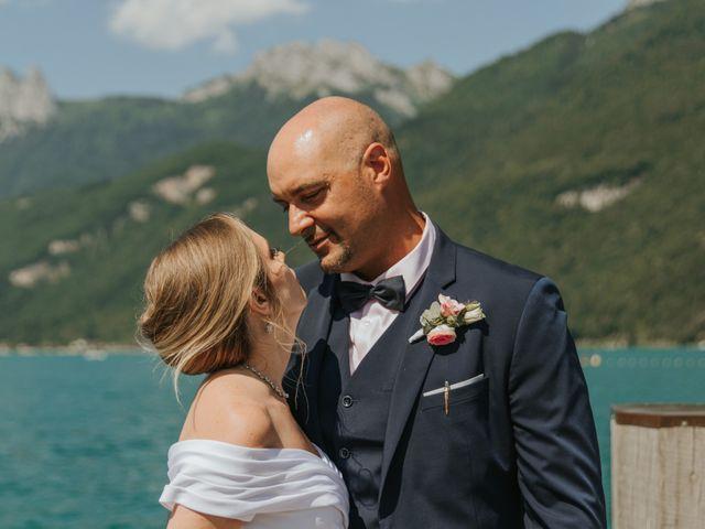 Le mariage de Pierre et Céline à Doussard, Haute-Savoie 27