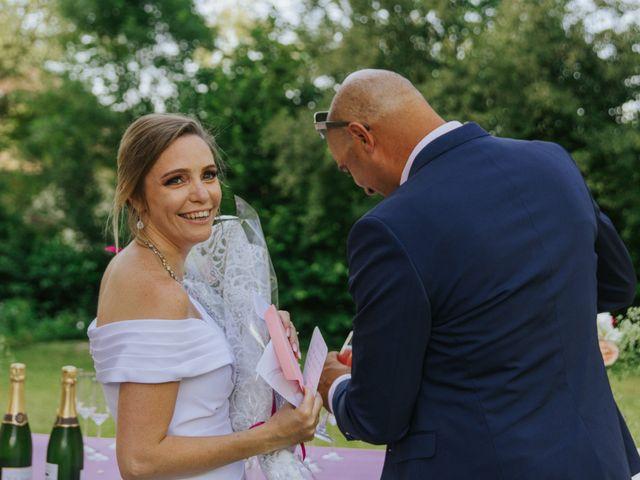 Le mariage de Pierre et Céline à Doussard, Haute-Savoie 32