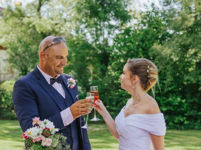 Le mariage de Pierre et Céline à Doussard, Haute-Savoie 35