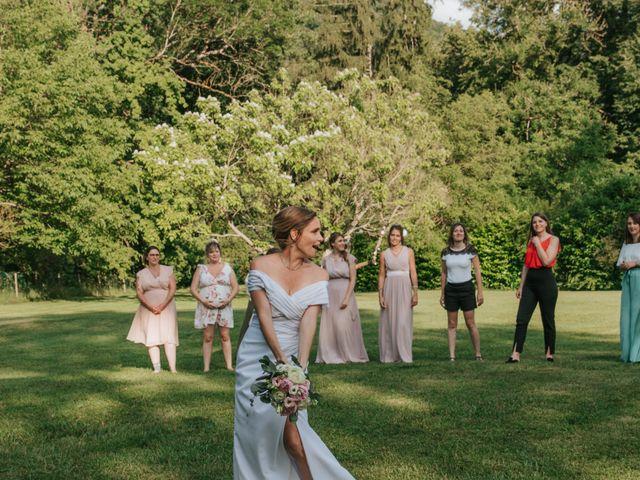 Le mariage de Pierre et Céline à Doussard, Haute-Savoie 37