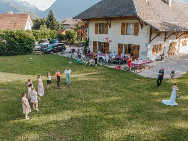 Le mariage de Pierre et Céline à Doussard, Haute-Savoie 46
