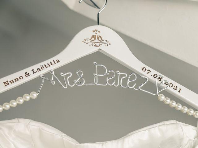 Le mariage de Nuno et Laëtitia à Cormeilles-en-Parisis, Val-d'Oise 15