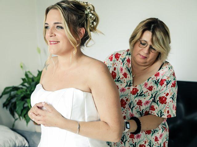 Le mariage de Nuno et Laëtitia à Cormeilles-en-Parisis, Val-d'Oise 20