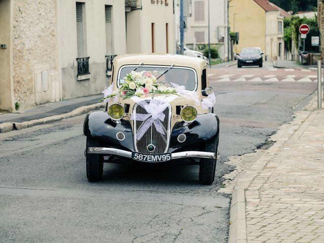Le mariage de Nuno et Laëtitia à Cormeilles-en-Parisis, Val-d'Oise 34