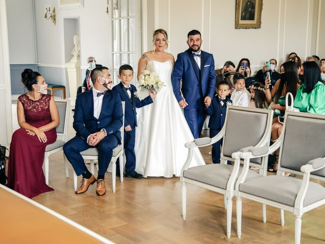 Le mariage de Nuno et Laëtitia à Cormeilles-en-Parisis, Val-d'Oise 40