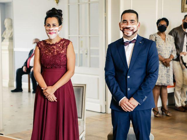 Le mariage de Nuno et Laëtitia à Cormeilles-en-Parisis, Val-d'Oise 43