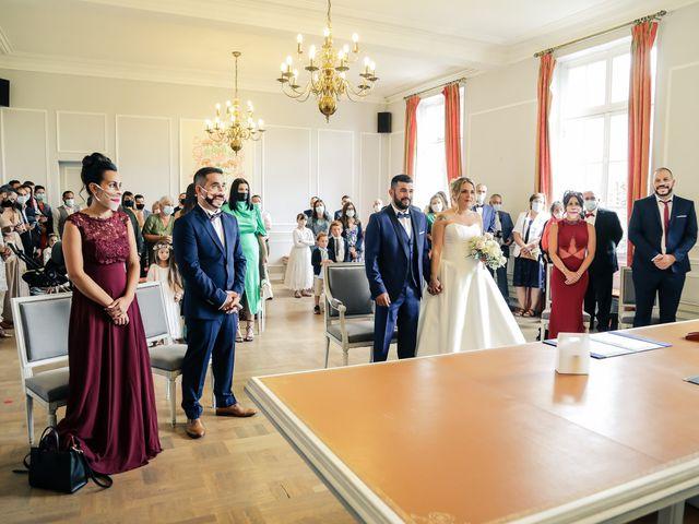 Le mariage de Nuno et Laëtitia à Cormeilles-en-Parisis, Val-d'Oise 45