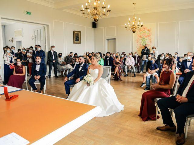 Le mariage de Nuno et Laëtitia à Cormeilles-en-Parisis, Val-d'Oise 48