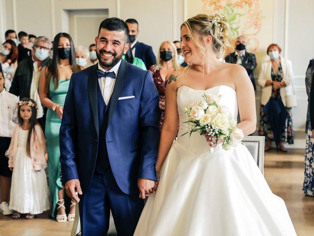Le mariage de Nuno et Laëtitia à Cormeilles-en-Parisis, Val-d'Oise 50