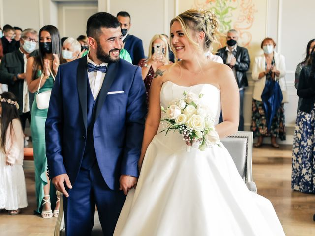 Le mariage de Nuno et Laëtitia à Cormeilles-en-Parisis, Val-d'Oise 51