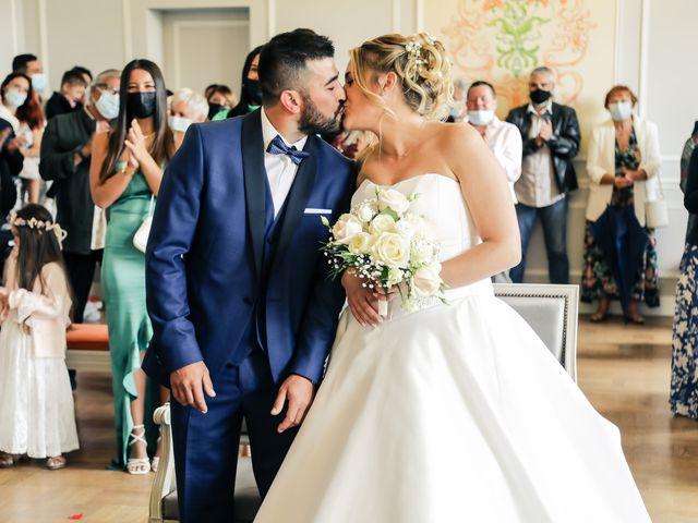 Le mariage de Nuno et Laëtitia à Cormeilles-en-Parisis, Val-d'Oise 52