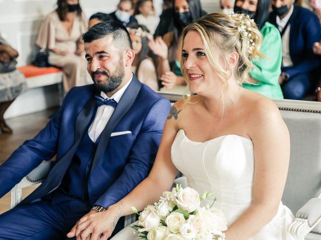 Le mariage de Nuno et Laëtitia à Cormeilles-en-Parisis, Val-d'Oise 56