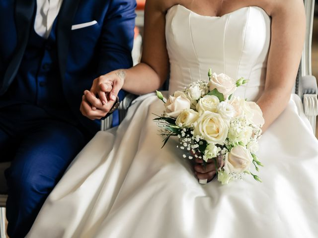 Le mariage de Nuno et Laëtitia à Cormeilles-en-Parisis, Val-d'Oise 57