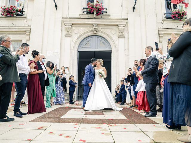 Le mariage de Nuno et Laëtitia à Cormeilles-en-Parisis, Val-d'Oise 62
