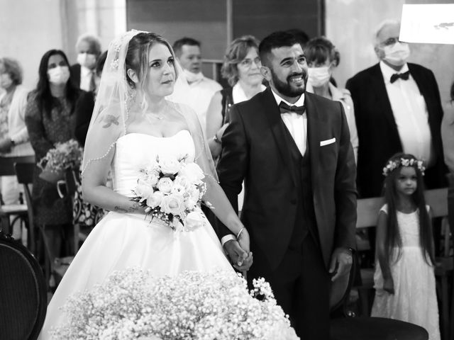 Le mariage de Nuno et Laëtitia à Cormeilles-en-Parisis, Val-d'Oise 75