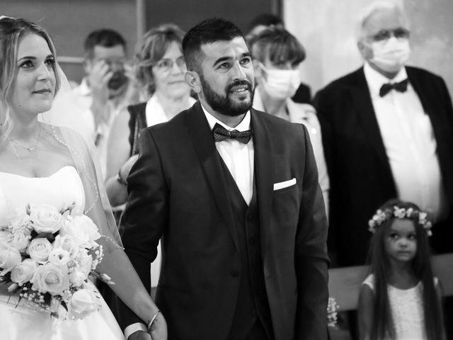 Le mariage de Nuno et Laëtitia à Cormeilles-en-Parisis, Val-d'Oise 77