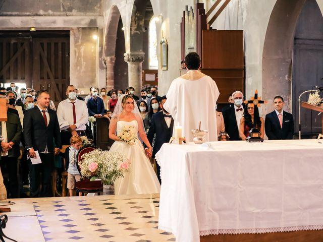 Le mariage de Nuno et Laëtitia à Cormeilles-en-Parisis, Val-d'Oise 78
