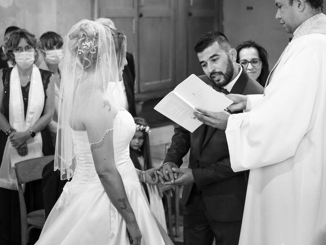Le mariage de Nuno et Laëtitia à Cormeilles-en-Parisis, Val-d'Oise 89