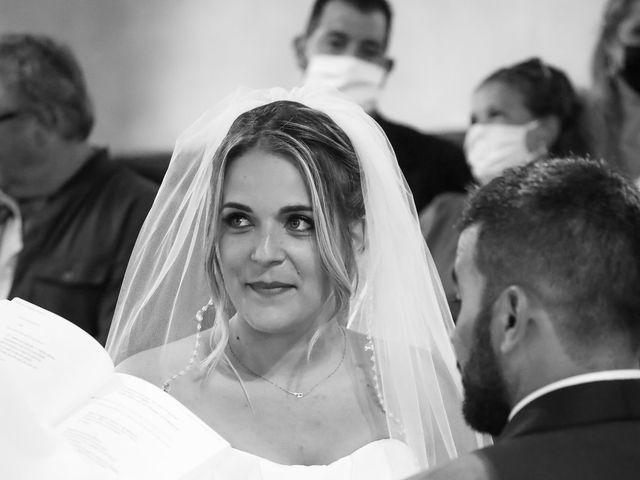 Le mariage de Nuno et Laëtitia à Cormeilles-en-Parisis, Val-d'Oise 91