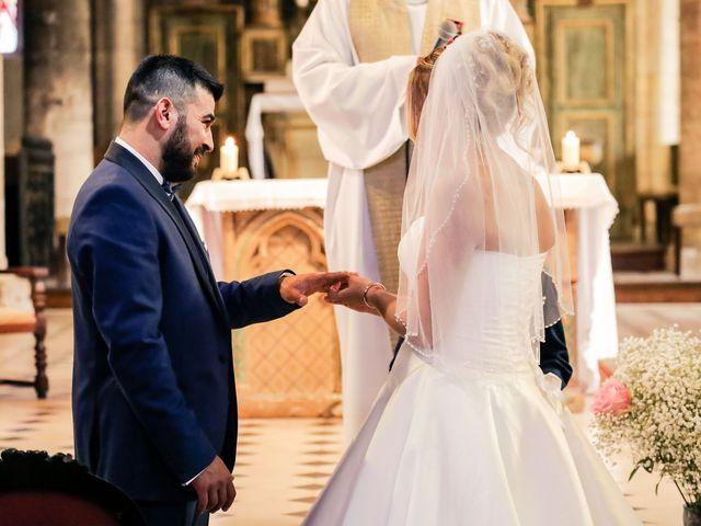 Le mariage de Nuno et Laëtitia à Cormeilles-en-Parisis, Val-d'Oise 95