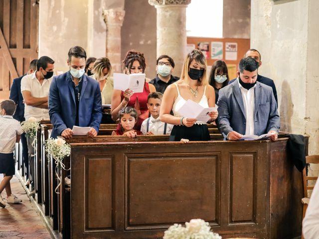 Le mariage de Nuno et Laëtitia à Cormeilles-en-Parisis, Val-d'Oise 100