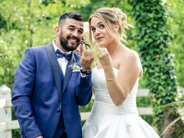 Le mariage de Nuno et Laëtitia à Cormeilles-en-Parisis, Val-d'Oise 142