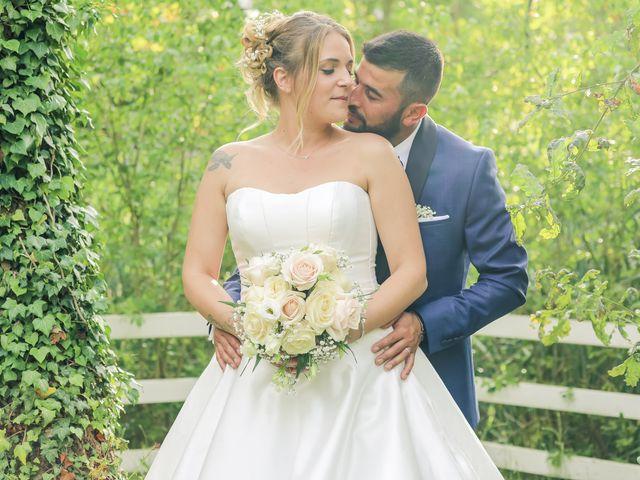 Le mariage de Laëtitia et Nuno