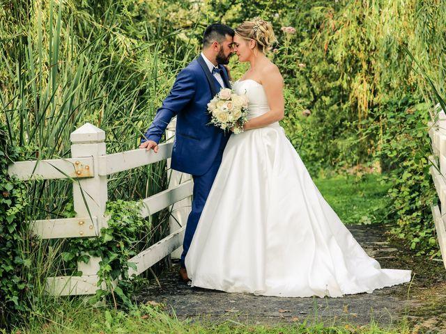 Le mariage de Nuno et Laëtitia à Cormeilles-en-Parisis, Val-d'Oise 149