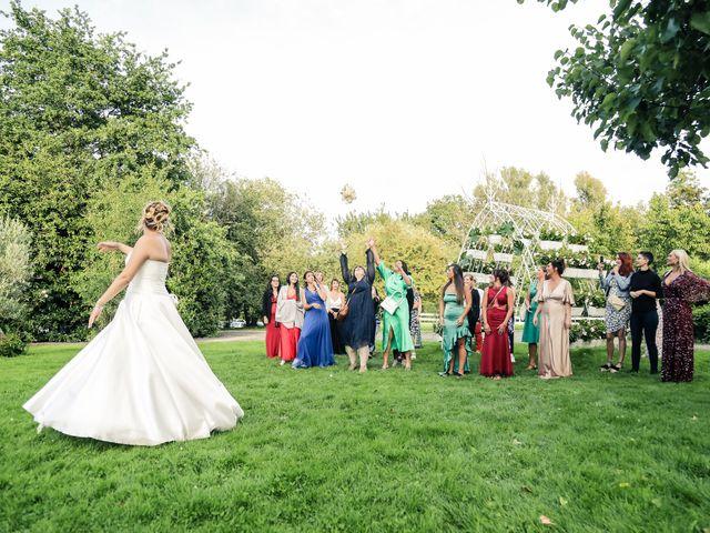 Le mariage de Nuno et Laëtitia à Cormeilles-en-Parisis, Val-d'Oise 156