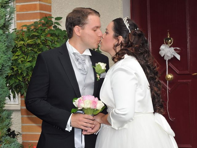 Le mariage de Julie Anne et Yoann à Morangis, Essonne 8