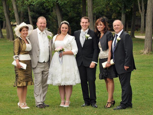 Le mariage de Julie Anne et Yoann à Morangis, Essonne 10