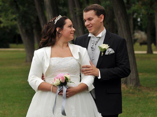 Le mariage de Julie Anne et Yoann à Morangis, Essonne 1