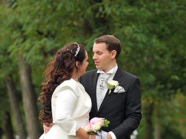 Le mariage de Julie Anne et Yoann à Morangis, Essonne 12