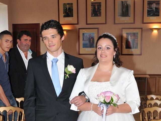 Le mariage de Julie Anne et Yoann à Morangis, Essonne 14