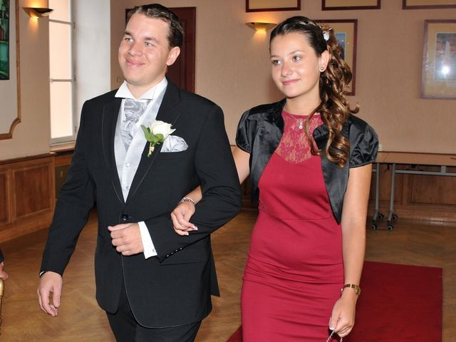 Le mariage de Julie Anne et Yoann à Morangis, Essonne 15