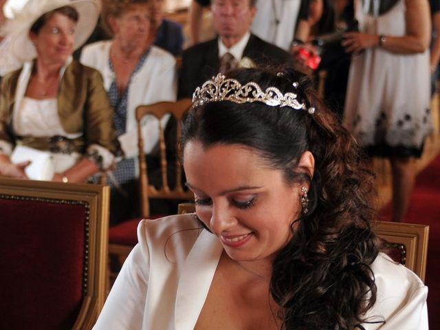 Le mariage de Julie Anne et Yoann à Morangis, Essonne 16