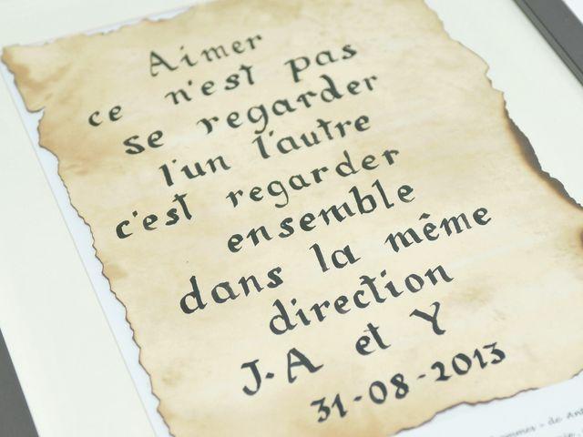 Le mariage de Julie Anne et Yoann à Morangis, Essonne 44